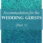 Accommodation for the Wedding Guests