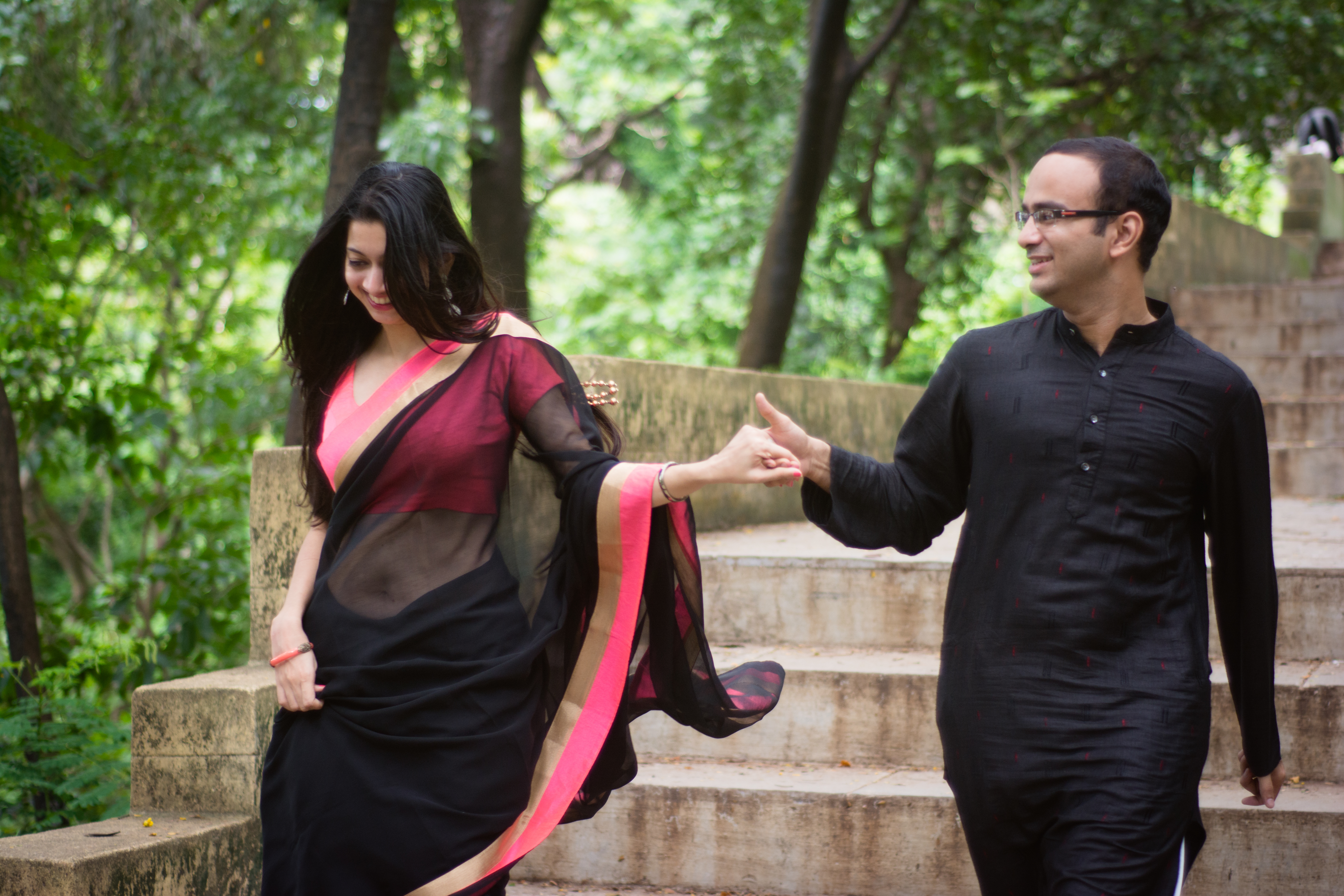 The Pre Wedding Photoshoot Story Part 2