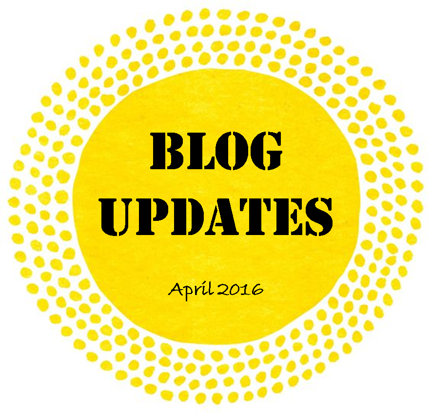 blog updates april 2016