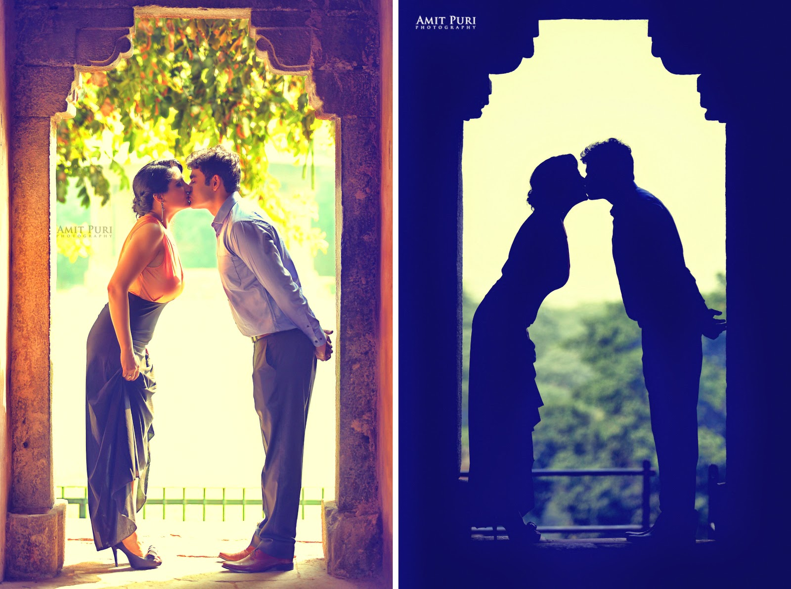 Pre-wedding photoshoot locations - Haus Khas Fort