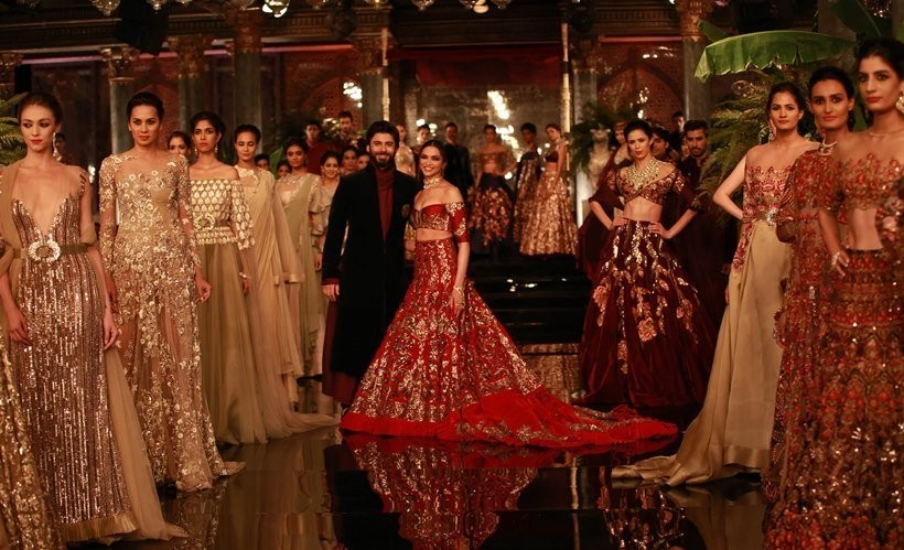The Persian Story By Manish Malhotra Icw 2016 Frugal2fab