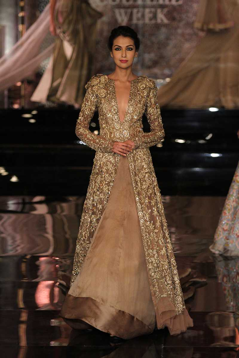The Persian Story by Manish Malhotra| ICW 2016 - Frugal2Fab