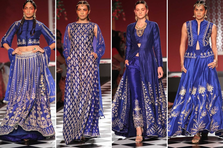 Epic Love by Anita Dongre   ICW 2016 - Frugal2Fab