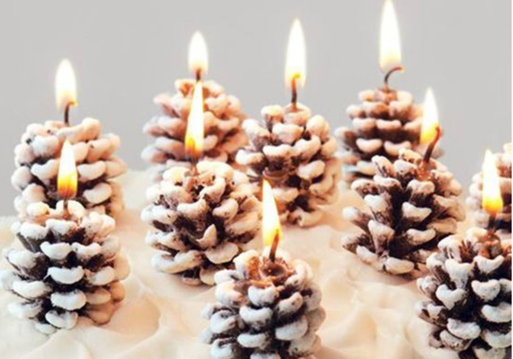 11 Ways To Use The Pine Cone In Your Winter Wedding Decor