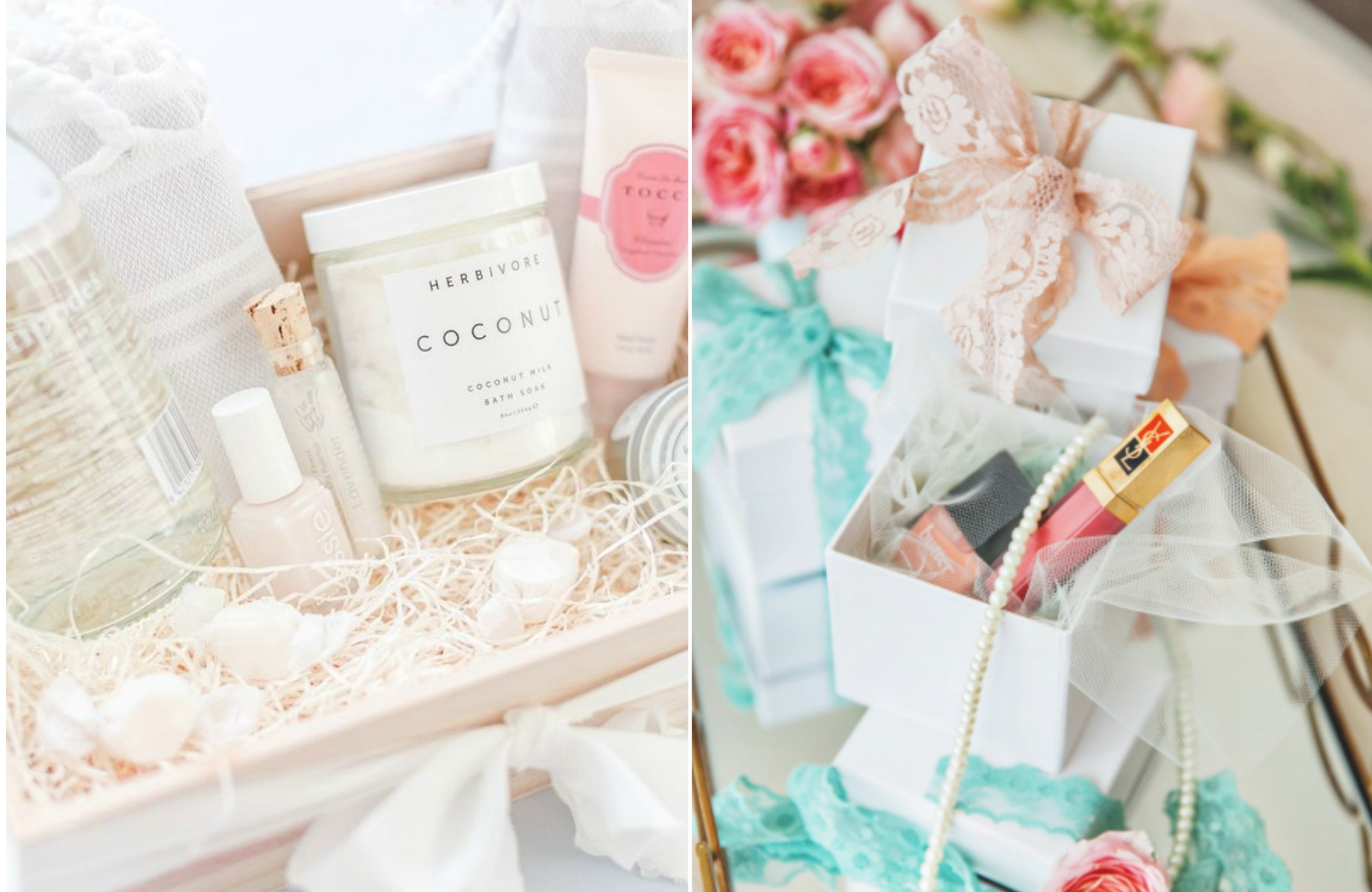 25 Bridesmaid Gift Box ideas that are easy on the pocket - Frugal2Fab