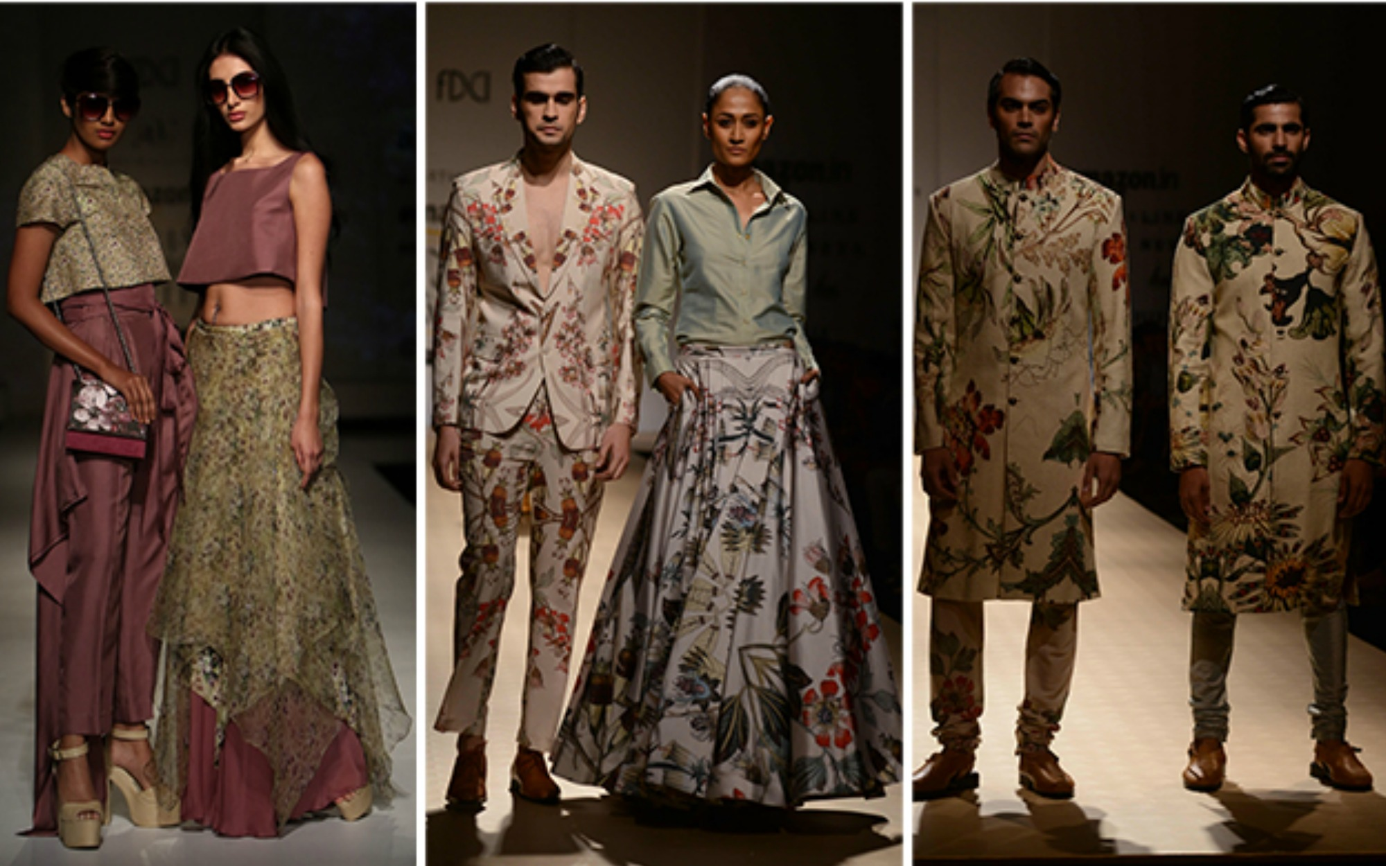 Day 3 India Fashion Week Spring Summer 2017
