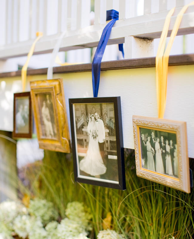 9 ways of using ribbons in your wedding decor