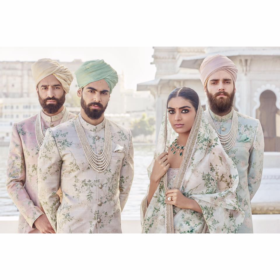 Wedding Outfits Sabyasachi 2017