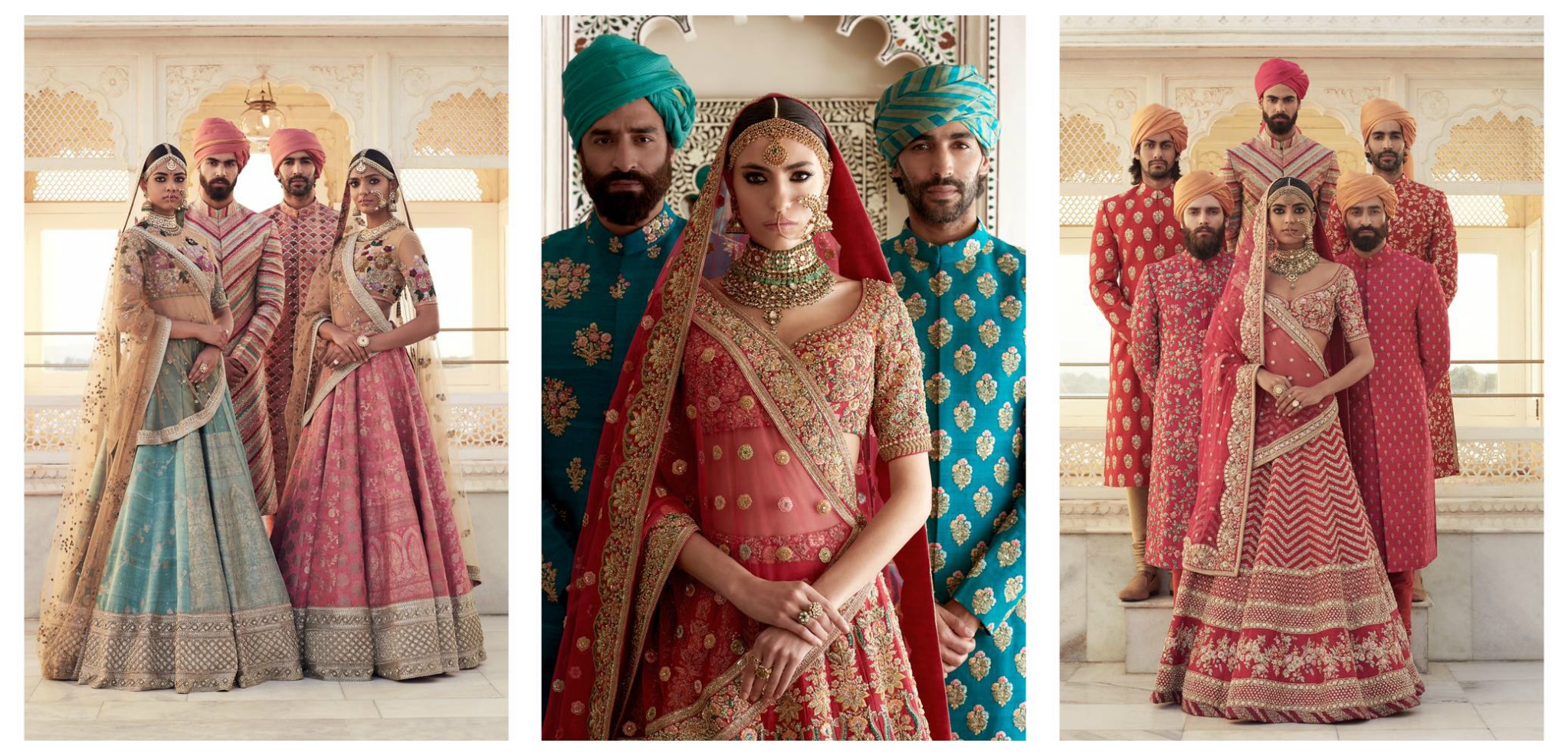 The Udaipur Collection Spring Couture 2017 Wedding