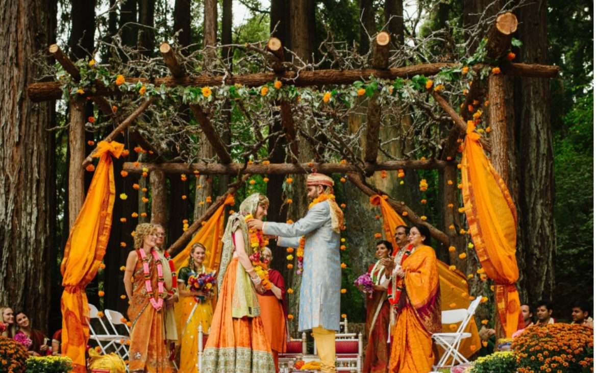 Simple Indian Wedding