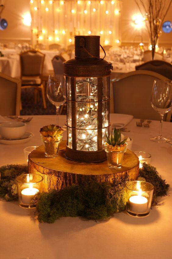 Ways to use fairy lights in your wedding decor frugal fab