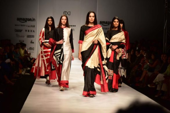 Day 1 Amazon India Fashion Week 2017