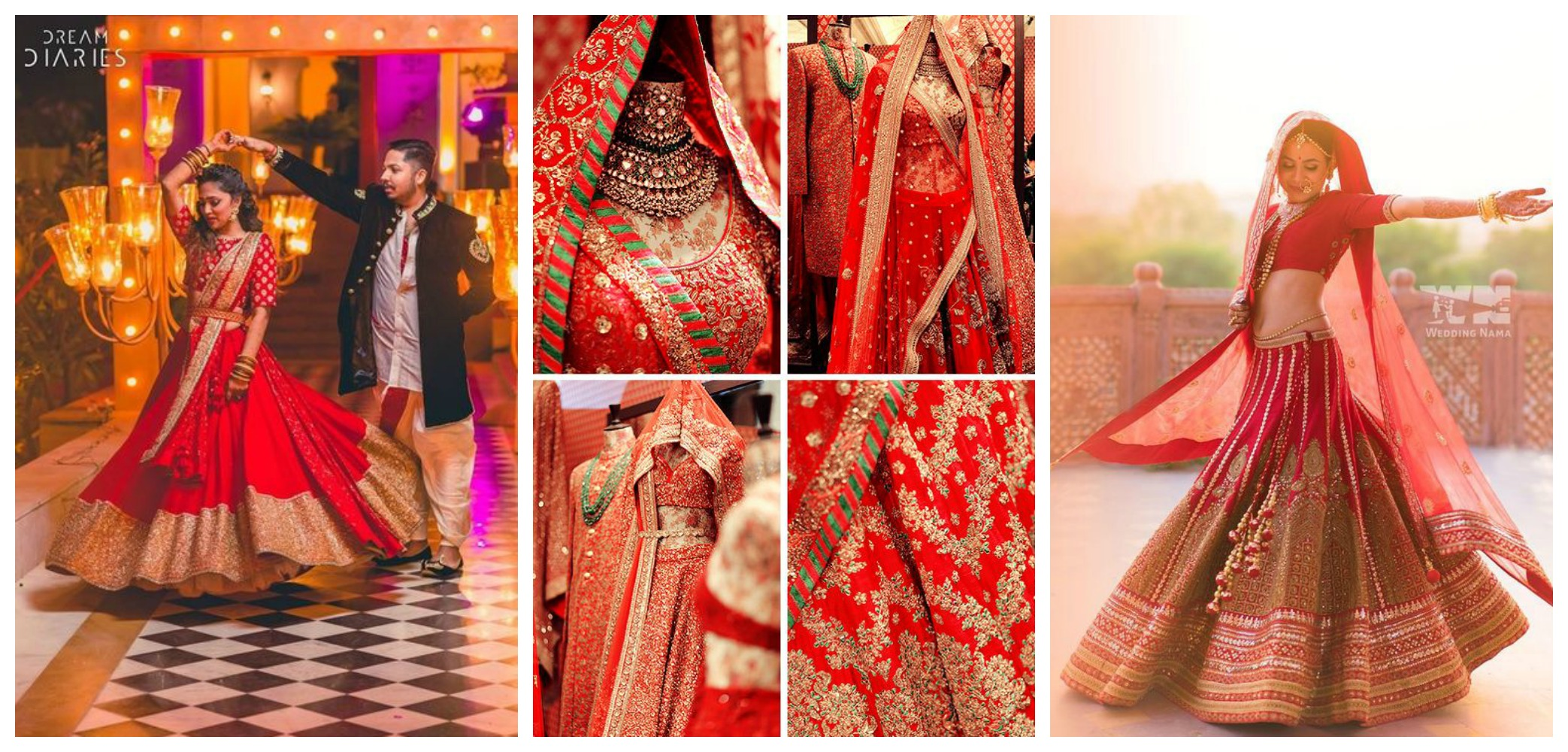 21 Different Dupatta Draping Styles For Your Lehenga