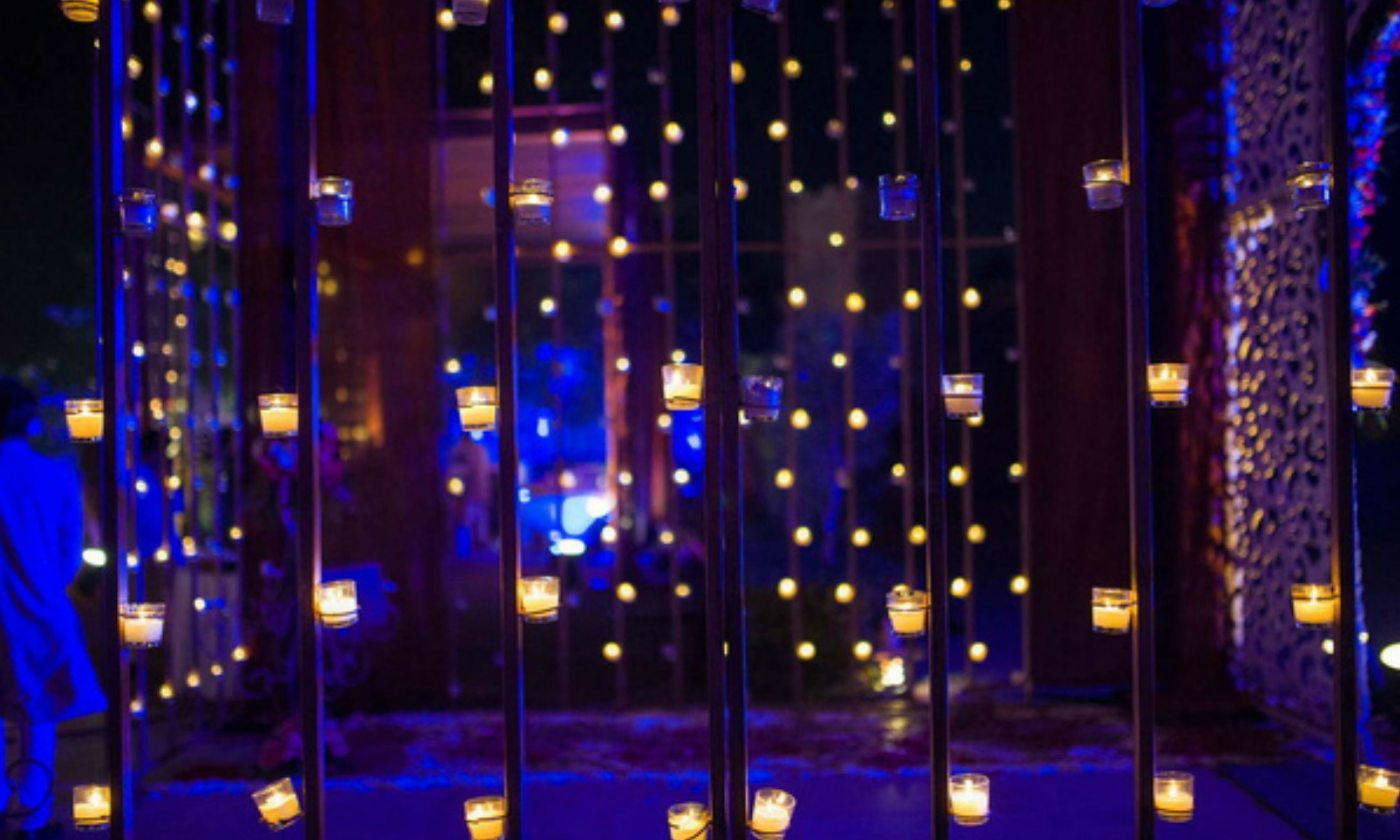 12 Ways To Use Fairy Lights In Your Wedding Decor Frugal2fab