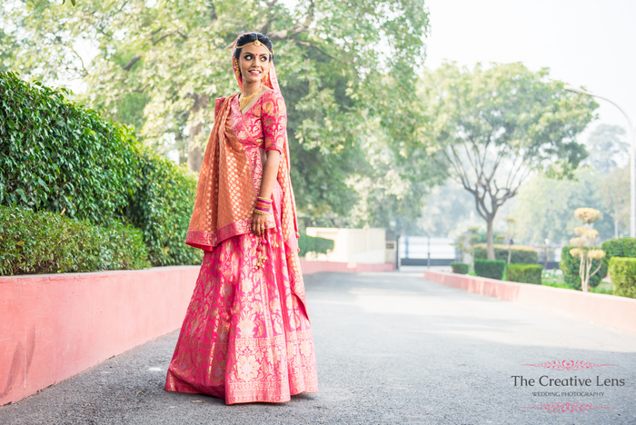 b97cc6a1a0448 How to wear banarasi in 10 different ways - Frugal2Fab