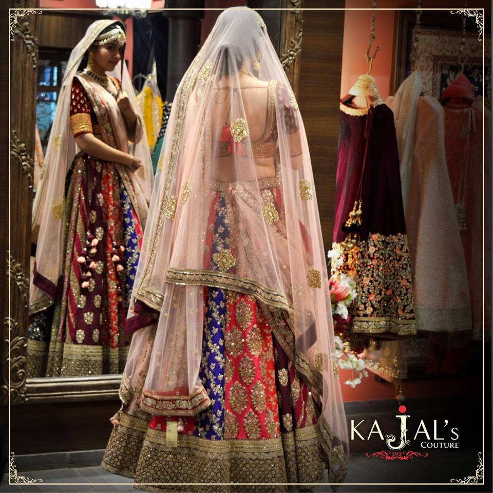 The Best Stores To Shop For Lehengas In Surat Frugal2fab
