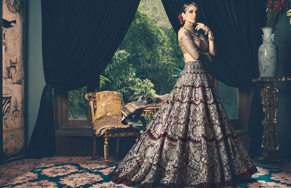 New Manish Malhotra Bridal Lehenga Prices You Need To Know Today ...